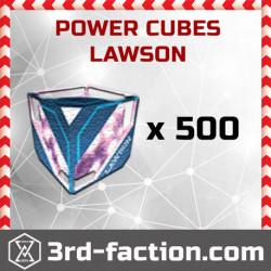 Lawson Power Cube x500