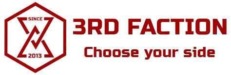 Ingress Shop 3RD Faction: Buy Ingress Items Legal!